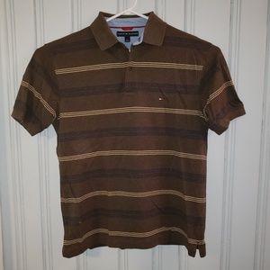 Mens Tommy Hilfiger Golf Shirt